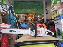 اره موتوری اشتیل اصل 381 اره بنزینی موتور برق علفتراش علفزن در شیپور