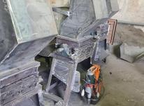 دستگاه شریدر پت / آسیاب پت (انواع پلاستیک) سازنده اصلی در شیپور-عکس کوچک