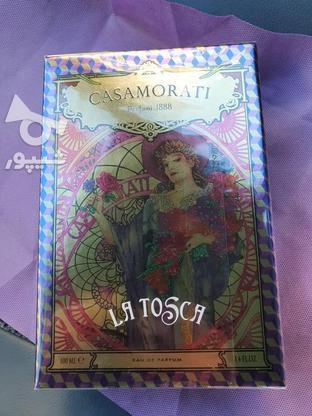 ادکلن زنانه کازاموراتی casamorati latosca در گروه خرید و فروش لوازم شخصی در تهران در شیپور-عکس1