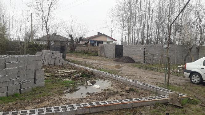 زمین کامل مسکونی 200 متری روستایی صومعه سرا در گروه خرید و فروش املاک در گیلان در شیپور-عکس2