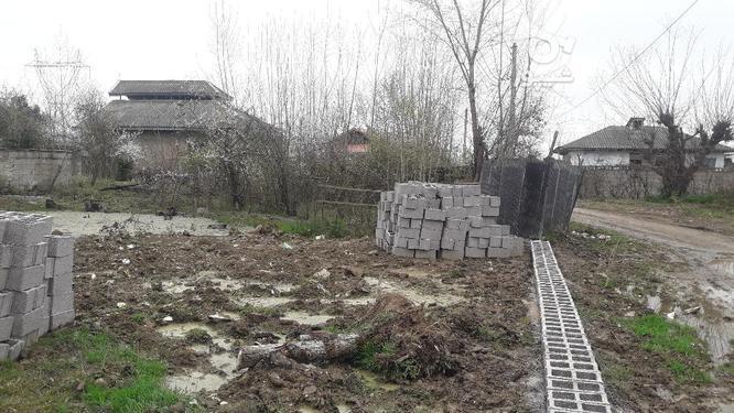 زمین کامل مسکونی 200 متری روستایی صومعه سرا در گروه خرید و فروش املاک در گیلان در شیپور-عکس1