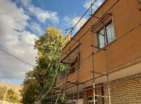 رفع نم و ضد آب سازی نمای ساختمان و دیوار با نانو در شیپور-عکس کوچک