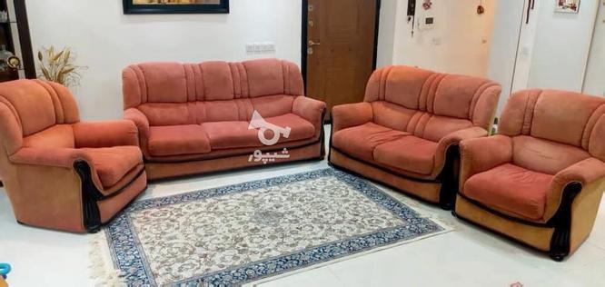 مبلمان راحتی هفت نفره در گروه خرید و فروش لوازم خانگی در مازندران در شیپور-عکس1