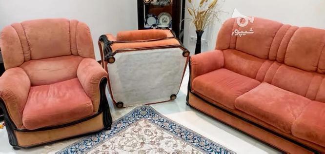 مبلمان راحتی هفت نفره در گروه خرید و فروش لوازم خانگی در مازندران در شیپور-عکس3