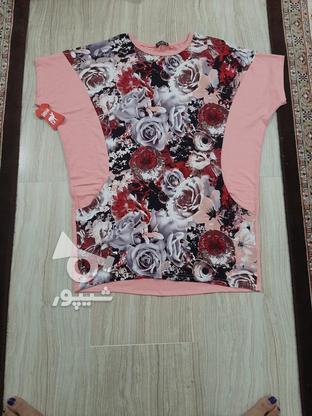 تونیک آستین کیمونو در گروه خرید و فروش لوازم شخصی در مازندران در شیپور-عکس1