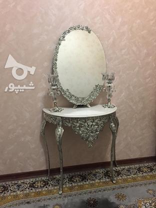 فروش فوری آینه و شمعدان و کنسول در گروه خرید و فروش لوازم خانگی در تهران در شیپور-عکس1