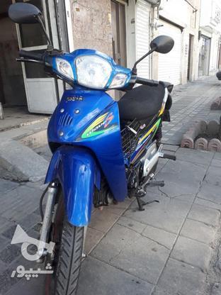 موتور طرح ویو رادیسون 125  مدل 91 در گروه خرید و فروش وسایل نقلیه در تهران در شیپور-عکس1