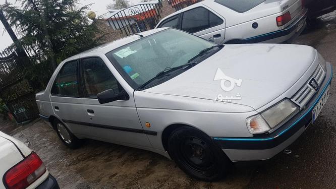 ماشین سالم 405 مدل 88 در گروه خرید و فروش وسایل نقلیه در گیلان در شیپور-عکس4