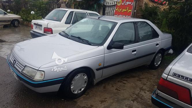 ماشین سالم 405 مدل 88 در گروه خرید و فروش وسایل نقلیه در گیلان در شیپور-عکس3