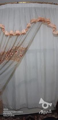 پرده همراه چوب پرده  در گروه خرید و فروش لوازم خانگی در کردستان در شیپور-عکس2