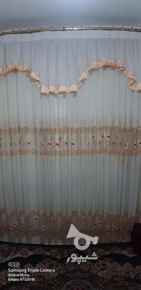 پرده همراه چوب پرده  در گروه خرید و فروش لوازم خانگی در کردستان در شیپور-عکس1