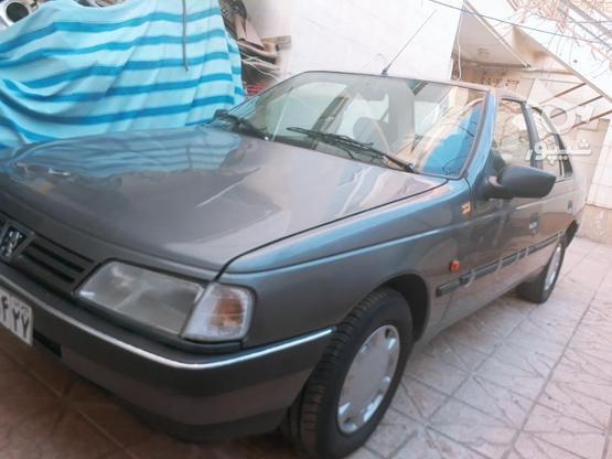 پژو 405 بنزینی مدل 92 در گروه خرید و فروش وسایل نقلیه در آذربایجان غربی در شیپور-عکس4