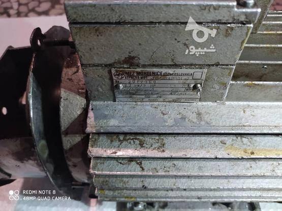 فروش 3 عدد دینام و یک پمپ روغن سه فاز در گروه خرید و فروش صنعتی، اداری و تجاری در لرستان در شیپور-عکس4
