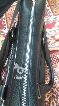 یک عدد کیف چرمی اصل  مردانه پیر گاردین در گروه خرید و فروش لوازم شخصی در تهران در شیپور-عکس5