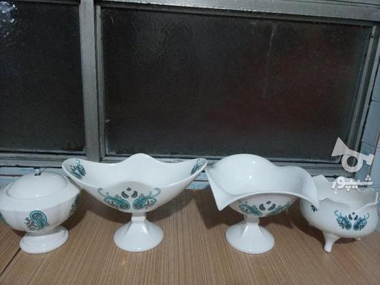 چهارتا ظروف سرامیکی در گروه خرید و فروش لوازم خانگی در گیلان در شیپور-عکس1