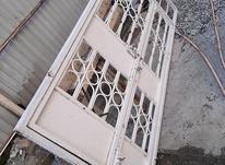 درب حفازه دولایه سالم در شیپور-عکس کوچک