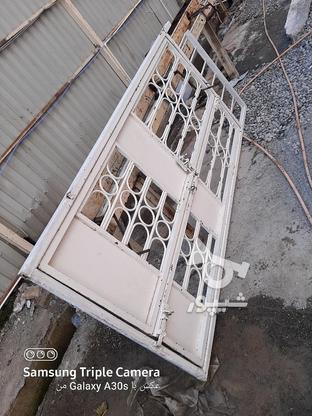 درب حفازه دولایه سالم در گروه خرید و فروش لوازم خانگی در البرز در شیپور-عکس1