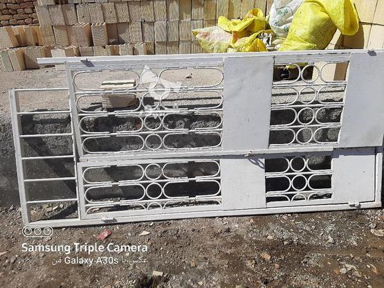 درب حفازه دولایه سالم در گروه خرید و فروش لوازم خانگی در البرز در شیپور-عکس3