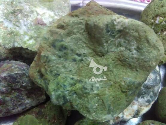 سنگ راف گارنت سبز  در گروه خرید و فروش خدمات و کسب و کار در همدان در شیپور-عکس2