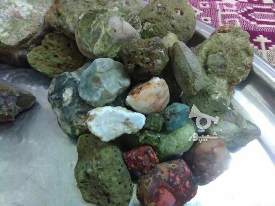 سنگ راف گارنت سبز  در گروه خرید و فروش خدمات و کسب و کار در همدان در شیپور-عکس5