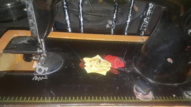 چرخ خیاطی کهنه در گروه خرید و فروش لوازم خانگی در خراسان رضوی در شیپور-عکس3