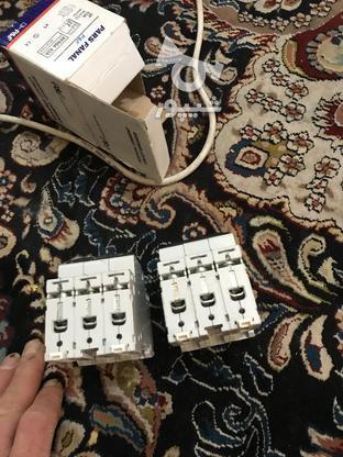 حدود 12 عدد مینیاتوری برق در گروه خرید و فروش لوازم الکترونیکی در تهران در شیپور-عکس2