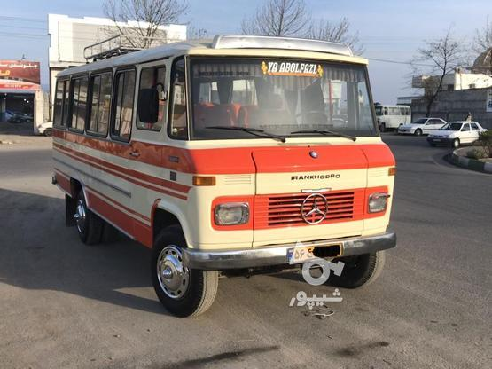 مینی بوس 21 نفره هوشمند فعال در گروه خرید و فروش وسایل نقلیه در مازندران در شیپور-عکس1