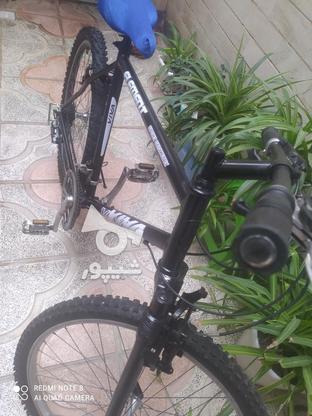 دوچرخه 26 سالم در گروه خرید و فروش ورزش فرهنگ فراغت در تهران در شیپور-عکس2