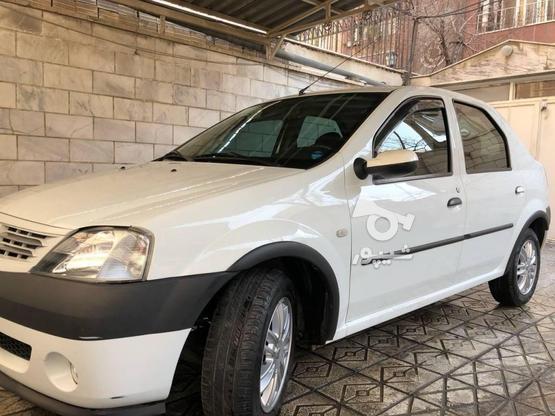 رنو تندر 90 پارس خودرویی سفید مدل 97 خانگی بسیار تمیز در گروه خرید و فروش وسایل نقلیه در تهران در شیپور-عکس3