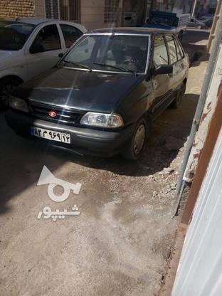 پراید صندوقدار مدل1381 در گروه خرید و فروش وسایل نقلیه در خراسان رضوی در شیپور-عکس1