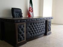 میز دفتری طرح لمسه قابدار در شیپور
