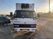کامیونت هیوندا در شیپور-عکس کوچک