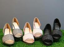 کفش لمه بغل باز در شیپور-عکس کوچک