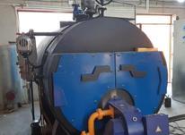 دیگ بخار 5 تن آکبند و کارکرده در شیپور-عکس کوچک