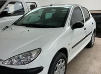 پژو 206 (تیپ2) 1398 سفید در شیپور-عکس کوچک