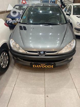 پژو 206 SD (صندوق دار) 1390 خاکستری در گروه خرید و فروش وسایل نقلیه در مازندران در شیپور-عکس1