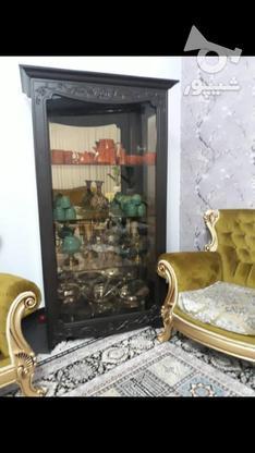 ویترون و بوفه ظرف ام دی اف در گروه خرید و فروش لوازم خانگی در مازندران در شیپور-عکس1