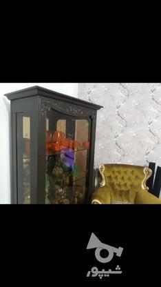 ویترون و بوفه ظرف ام دی اف در گروه خرید و فروش لوازم خانگی در مازندران در شیپور-عکس3