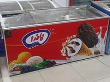 فریزر بستنی نو آکبند کارخانه با گارانتی دوساله  در شیپور