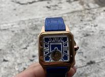 ساعت مچی کارتیه ، اتوماتیک 25 جواهر در شیپور-عکس کوچک