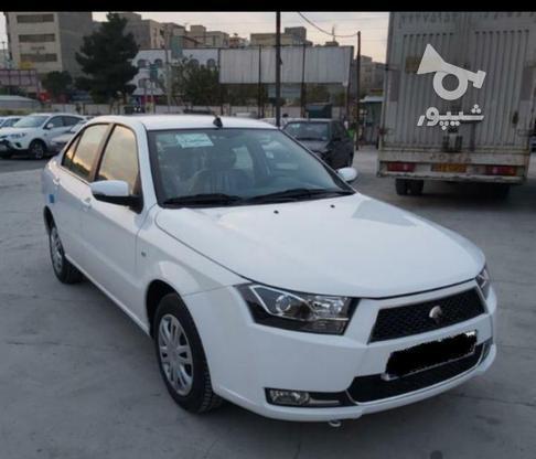دنا معمولی  سفید  در گروه خرید و فروش وسایل نقلیه در قزوین در شیپور-عکس1