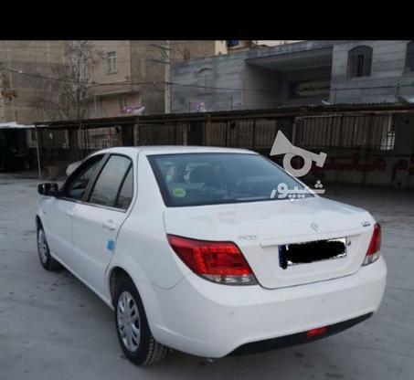 دنا معمولی  سفید  در گروه خرید و فروش وسایل نقلیه در قزوین در شیپور-عکس2