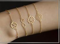 دستبندهای طلا ظریف و خاص در شیپور-عکس کوچک