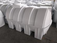 مخزن آب 2000 لیتری افقی پلاستیکی - تانکر و منبع ذخیره آب در شیپور