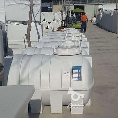 مخزن آب 1000 لیتری افقی پلی اتیلن - تانکر و منبع ذخیره آب در گروه خرید و فروش صنعتی، اداری و تجاری در تهران در شیپور-عکس4