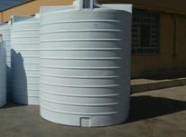 مخزن آب 4000 لیتری عمودی آنتی باکتری -تانکر و منبع ذخیره آب در شیپور-عکس کوچک