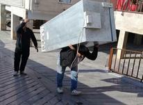 اثاث کشی وحملونقل اطمینان بار در شیپور-عکس کوچک