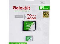 رم مموری (کارت حافظه) Galexbit ظرفیت 16 گیگ در شیپور-عکس کوچک