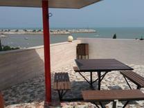 اجاره روزانه تک خواب لب دریا   شیک و ضد عفونی شده  در شیپور