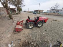 خدمات تراکتور باغی گلدونی گلخانه در شیپور